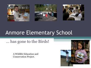 Anmore Elementary School