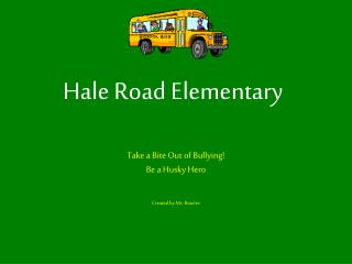Hale Road Elementary
