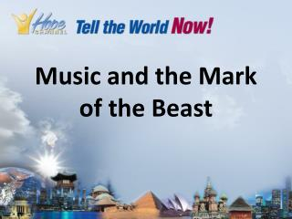Music and the Mark of the Beast