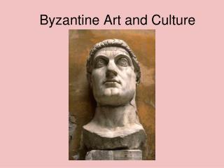 Byzantine Art and Culture