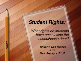 Student Rights: