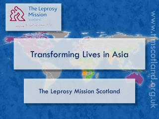 Transforming Lives in Asia