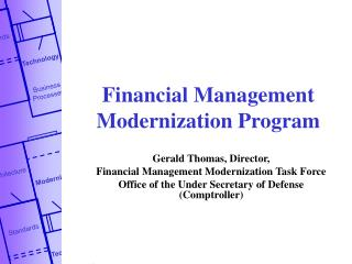 Financial Management Modernization Program