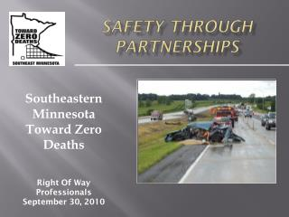 Safety Through Partnerships