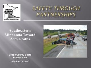 Safety Through Partnerships