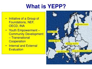 What is YEPP?