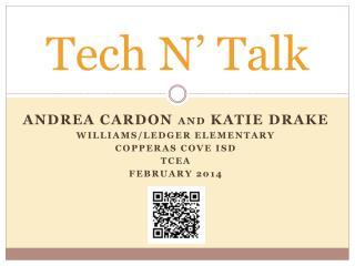 Tech N' Talk