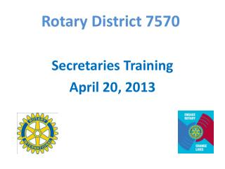 Rotary District 7570