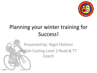 Planning your winter training for Success!