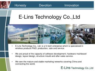 E-Lins Technology Co.,Ltd