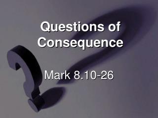Mark 8.10-26