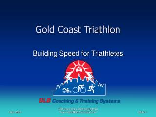 Gold Coast Triathlon