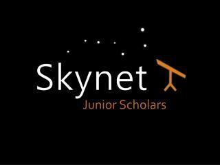 Junior Scholars