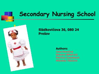 Secondary Nursing School