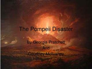 The Pompeii Disaster
