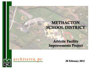 Athletic Facility Improvements Project