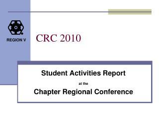CRC 2010