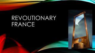 Revoutionary France