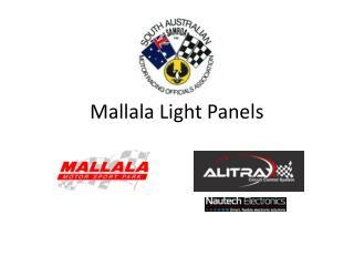 Mallala Light Panels
