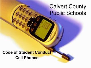 Calvert County  Public Schools