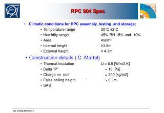 RPC 904 Spec
