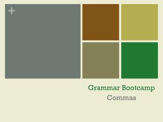 Grammar  Bootcamp
