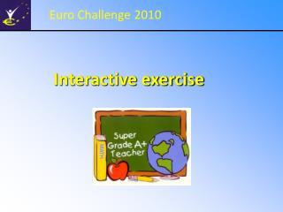 Interactive exercise
