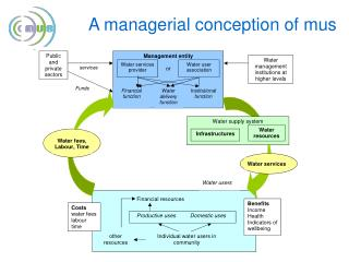 A managerial conception of mus