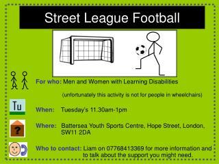 Street League Football
