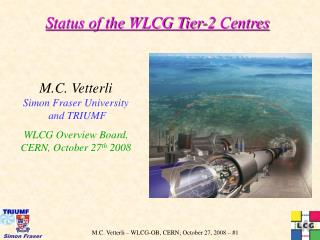 Status of the WLCG Tier-2 Centres