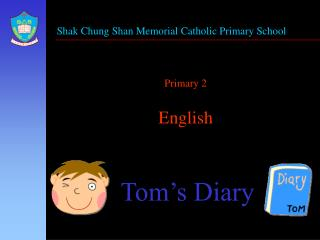 Primary 2 English