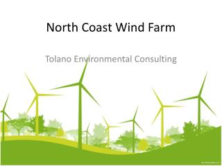 North Coast Wind Farm