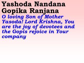 Eswaramba Nandana (Jai)   Victory to the Son of Eswaramma!