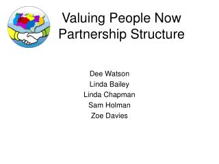 Valuing People Now Partnership Structure