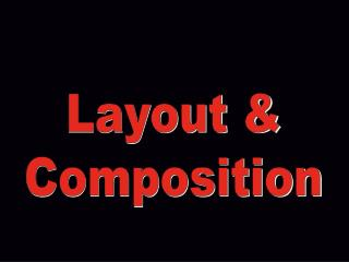 Layout & Composition