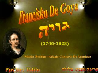 Francisko De Goya