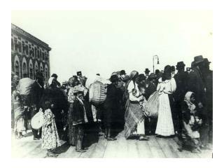 Ellis Island Photos