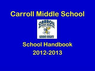 Carroll Middle School