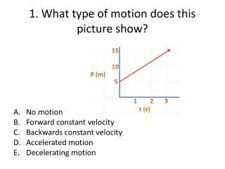 1. What type of motion does this picture show?