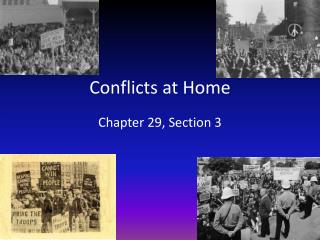 Conflicts at Home