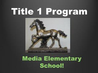 Title 1 Program