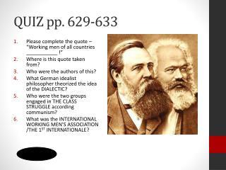 QUIZ pp. 629-633