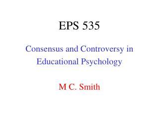 EPS 535