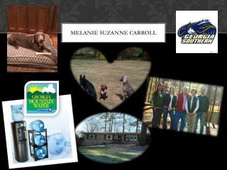Melanie Suzanne Carroll