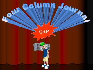 Four Column Journal