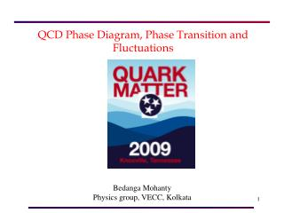 QCD Phase Diagram, Phase Transition and Fluctuations