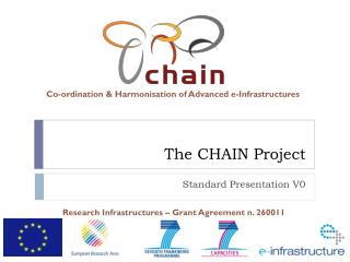 The CHAIN Project