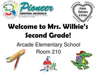 Welcome to Mrs. Wilkie's Second Grade!
