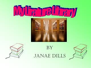 My Lirature Library