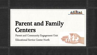 Parent and Family Centers
